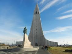 L'église de la ville