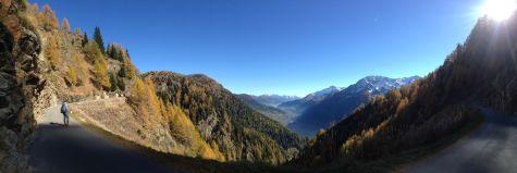 Les montagnes suisses