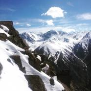 Big Almaty Peak, 3865m !