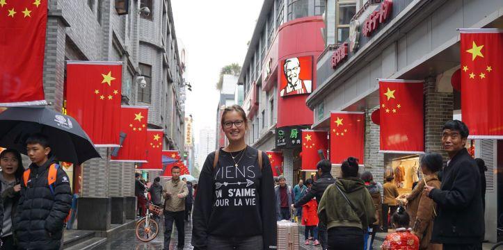 Juliette Shenzhen - Maitrise Guides